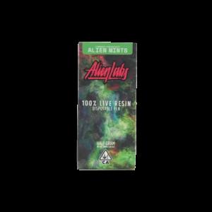 Buy Alien Labs Alien Mints Disposable | Alien Labs Alien Mints Disposable
