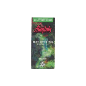 Buy Alien Labs Milky Way X DW9 Disposable   Milky Way X DW9