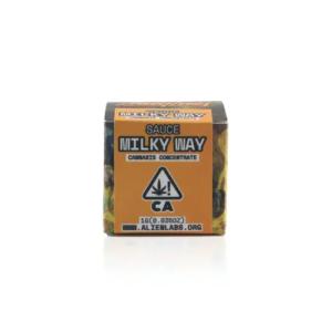 Buy Alien Labs Milky Way Sauce Online | Milky Way Sauce for sale online