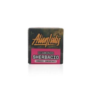Buy Alien Labs Sherbacio Live Diamonds Online | Get Alien Labs products
