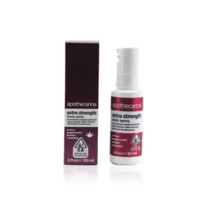 Buy Apothecanna Extra Strength Body Spray Online