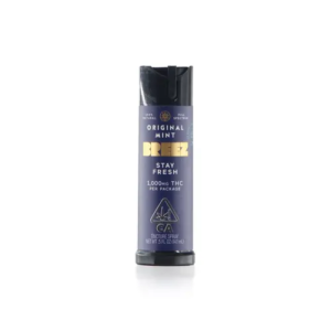Buy Breez Original Mint Spray Online | Original Mint Tincture Spray