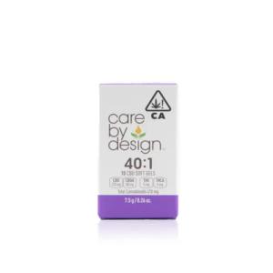 Buy Care By Design Soft Gels (40:1) Online | Order Soft Gels (40:1)