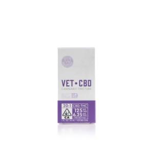 Buy VETCBD Vet CBD 30mL Tincture (20:1) Online