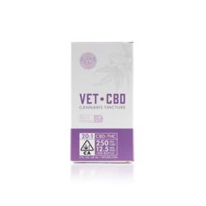 Buy VETCBD Vet CBD 60ml Tincture (20:1) Online