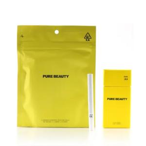 Buy Pure Beauty Yellow Box Prerolls | Buy Yellow Box Prerolls Online